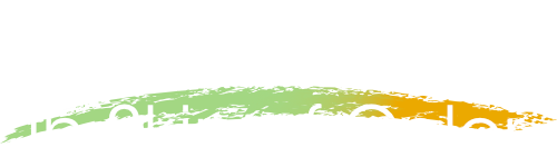 Eczema in skin of color logo in white