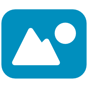 Icon for images